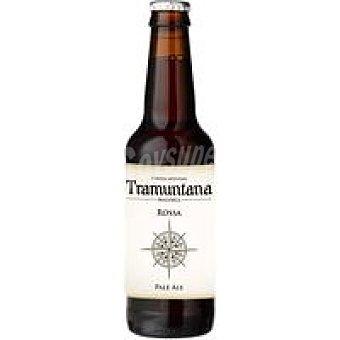 Tramuntana Cerveza Rossa 330 Ml