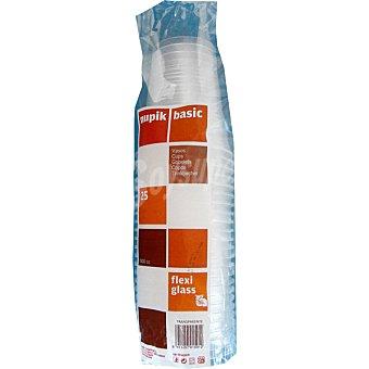 Nupik Vaso para litrona paquete 25 unidades 100 cl