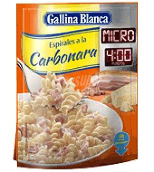 Gallina Blanca Espirales a la Carbonara 86 g