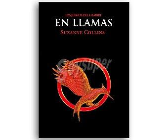Molino En llamas, Los juegos del hambre 2, suzanne collins, género: juvenil, editorial: Molino