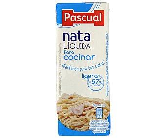 Pascual Nata líquida ligera especial cocina Brik 200 ml