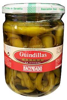Hacendado Guindillas vinagre 160 G