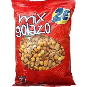 MEDINA Golazo mix de frutos secos 300 g 300 g