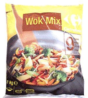 Carrefour Wok Mix Bolsa de 1 Kg