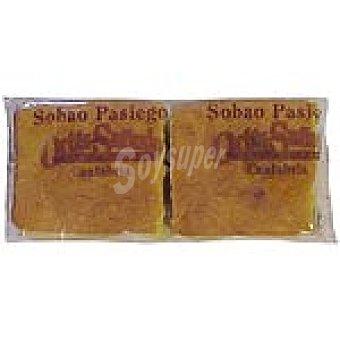 ORTIZ-SAÑUDO Sobao pasiego 4 unidades paquete 540 g 4 unidades