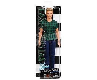 Barbie Muñeco Ken Fashionista barbie
