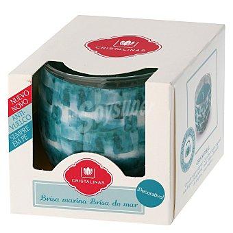Cristalinas Vaso aromático decorativo brisa de mar 1 ud