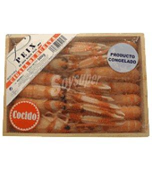 Cigala cocida 20-25 caja madera Caja 500 g