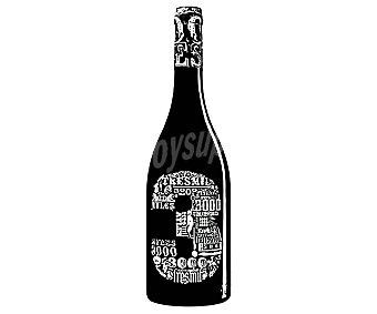 Tres Vino tinto con denominación de origen Cariñena DE 3000 Botella de 75 cl