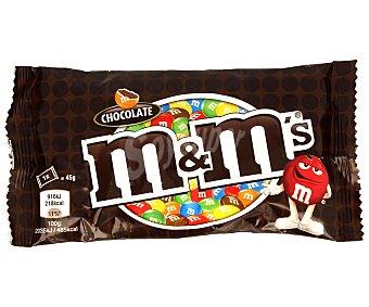 M&M's Grageados de chocolate 45 Gramos