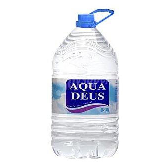 Aquadeus Agua mineral 5 l