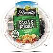 Ensalada completa pasta, rúcula, pollo y queso Tarrina 320 g Florette