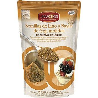 Linwoods Semillas de lino y bayas de Goji molidas Envase 425 g