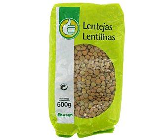 Productos Económicos Alcampo Lenteja castellana Paquete de 500 grs