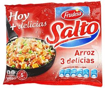 Salto de Frudesa Salto Pasta 3 Delicias 500g
