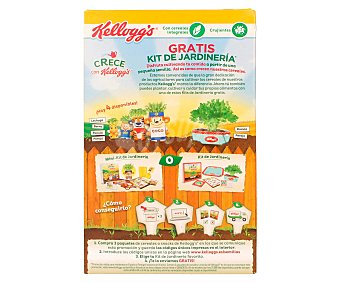 Kellogg's Masa de cereales de avena crujientes 375g