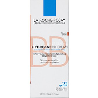 BB Cream Medio LA ROCHE POSAY Hydreane Tubo 40 ml