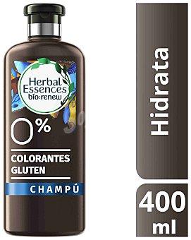 Herbal Essences champú hidratante leche de coco bio Bote 400 ml