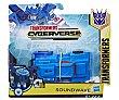Figura de acción de Transfomer, se convierte en un solo paso,  Transformers