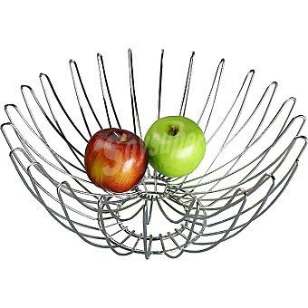 QUO Frutero de hierro abierto de 35 cm