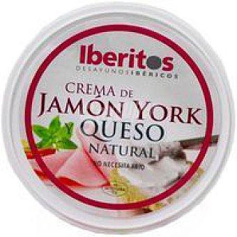 Iberitos Crema de jamón york-queso Lata 250 g