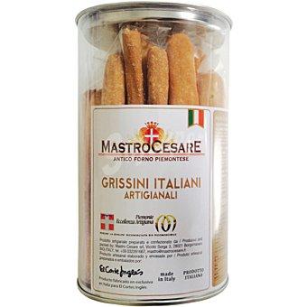 Mastro cesare Grissini de pan artesano tubo 130 g Tubo 130 g