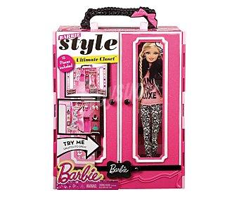 Barbie Gran Armario Style con Accesorios 1 Unidad