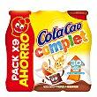Batido cacao Complet Pack de 9x200 ml Cola Cao