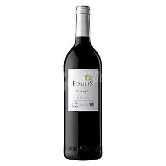 Edulis Vino D.O. Rioja tinto crianza 75 cl