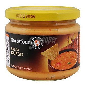 Carrefour Salsa Tex Mex Dip queso 300 g