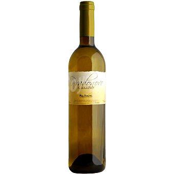 PRADONOVO Vino blanco albariño D.O. Rías Baixas elaborado para grupo El Corte Inglés Botella 75 cl