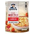 Cereales sin azúcar oat muesli con fresa 600 g Quaker