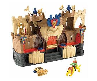 FISHER PRICE Playset Medieval Castillo del León 1 Unidad