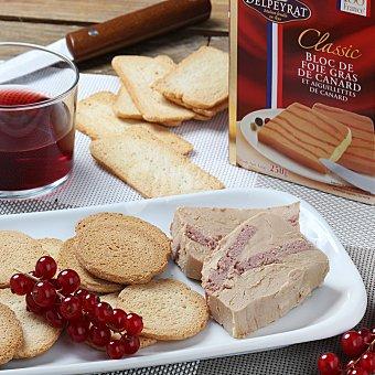 Pato Bloc foie gras con solomillo de 250 gr