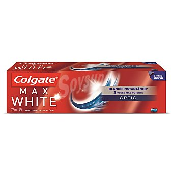 COLGATE MAXWHITE Pasta dentifrica one optic tubo 75 ml Tubo 75 ml