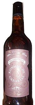 CAÑAVERALES Ron miel de canarias Botella 1 l