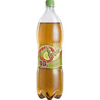 Clipper refresco de manzana botella  1,5 l