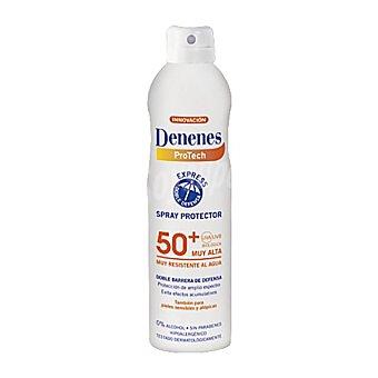 Denenes Loción solar SPF50+ Spray 250 ml