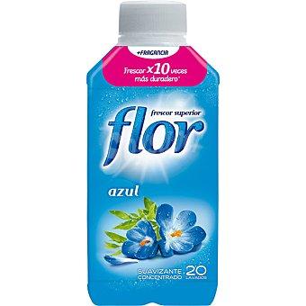 Flor Suavizante concentrado azul 20 lavados - 460 ml