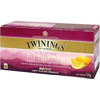 Twinings Té rojo Pur-Erh Caja 25 sobres