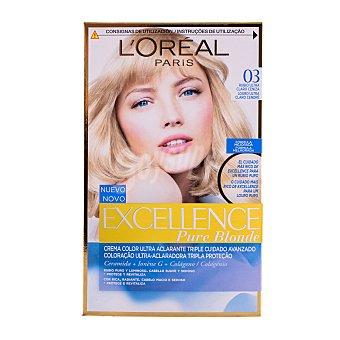 Excellence L'Oréal Paris Tte Rubio Ceniza 03 1u 1u