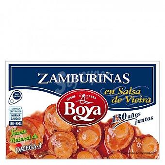 Boya Zamburiñas en salsa de vieira 60 G 60 g