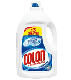 Colon Detergente líquido easy clean 43 lavados