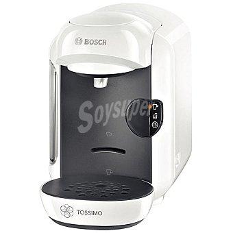 BOSCH Tassimo1204 Máquina de café o dispensador multibebidas Vivy totalmente automática en color blanco