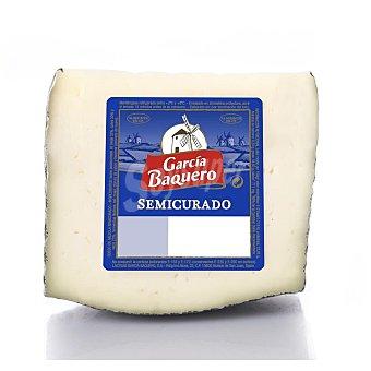 García Baquero Queso semicurado mezcla Cuña 325 g