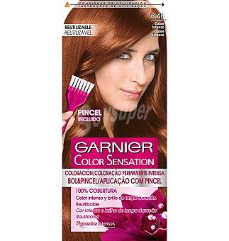Garnier color sensation Tinte 6.46 cobre intenso
