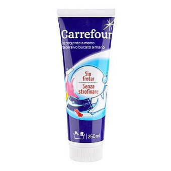 Carrefour Detergente gel a mano para ropa 250 ml