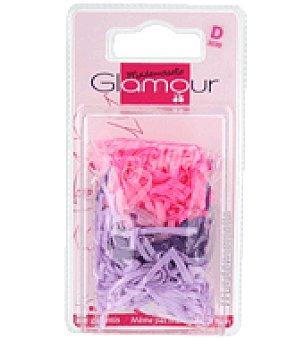 Glamour Gomas de caucho colores 1 ud