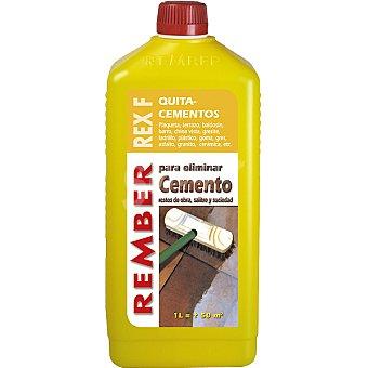 REMBER Limpiador quita cementos Botella 1 l