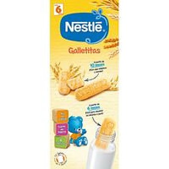 Nestlé Galleta 6 meses Caja 180 g